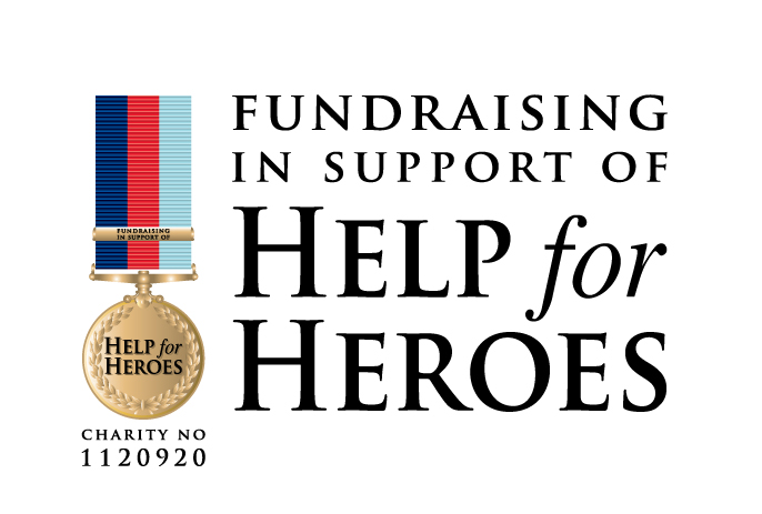 Help for Heroes Official Logo